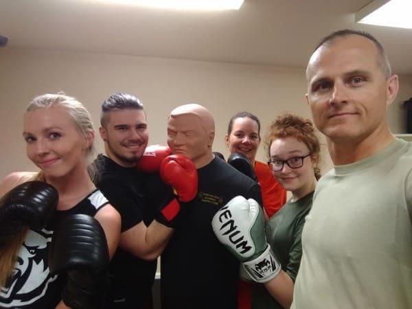 Adult Kickboxing 7