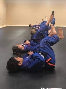 Junior Jiu-Jitsu 3