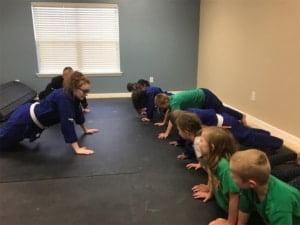 Junior Jiu-Jitsu 4