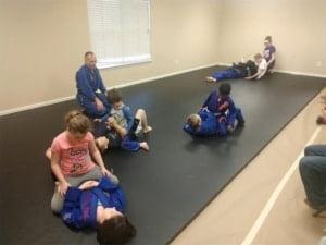 Junior Jiu-Jitsu 1