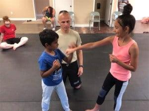 Junior Kickboxing 1