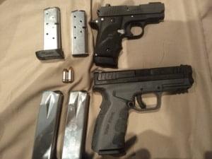 Basic Firearms Training 1