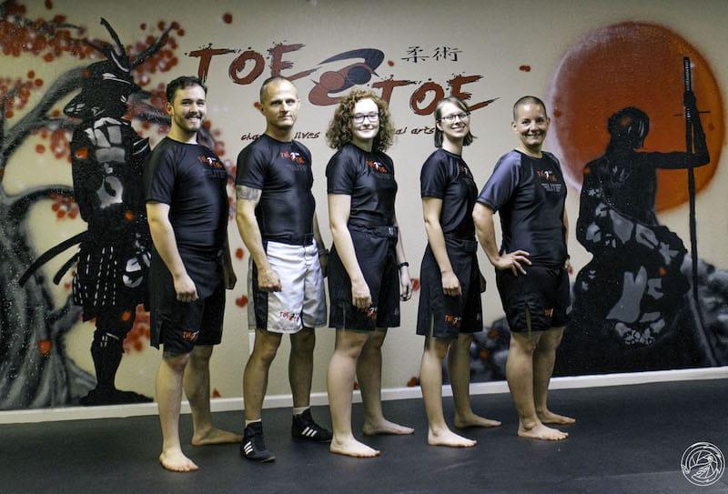 Adult Kickboxing 1