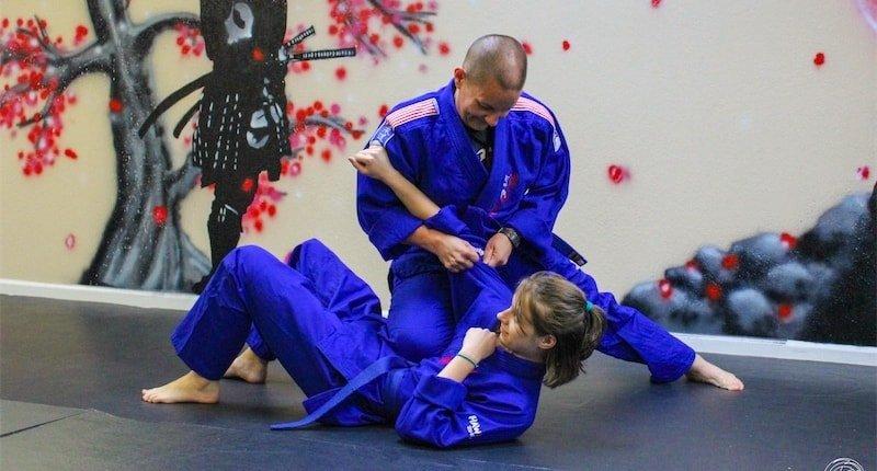 Adult Jiu-Jitsu 2