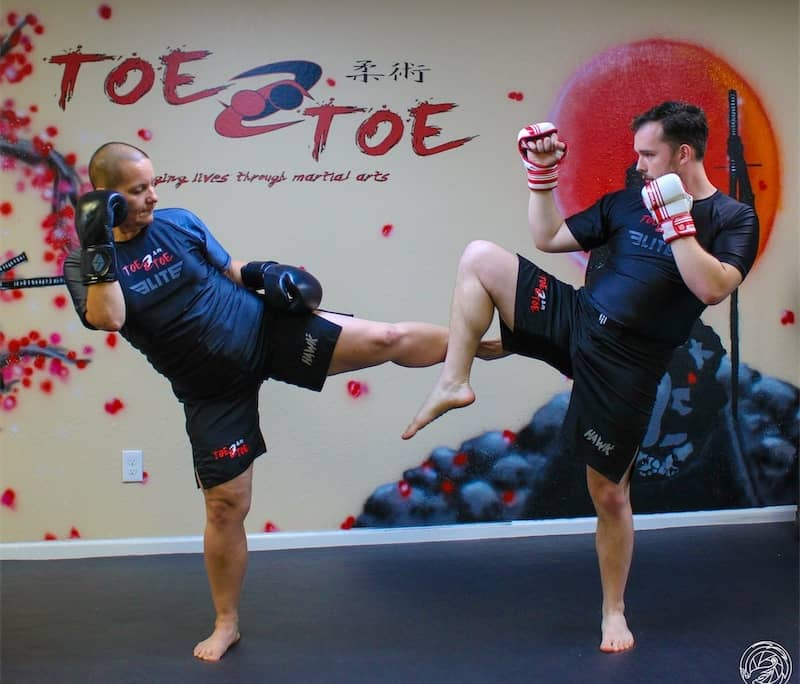 Adult Kickboxing 2