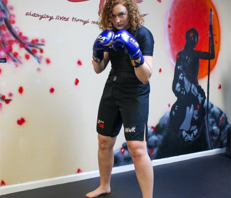 Adult Kickboxing 4