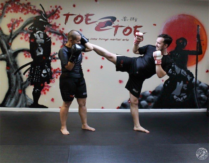 Adult Kickboxing 6